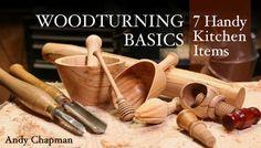 woodturning basics title