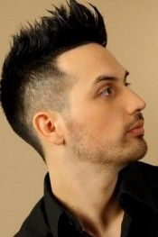 2015 Mohawk Hairstyles for Men