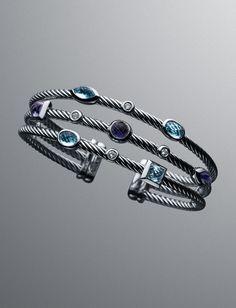 Confetti Three-Row Bracelet | Women Bracelets | David Yurman Official Store