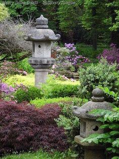 Japanese Garden. One of my favorite genres of garden design