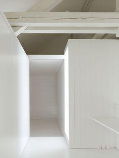 Wohnatelier Alpgut in Winterthur - Peter Kunz Architektur