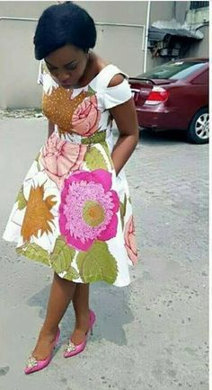Beautiful Ankara Street Styles To Glam Up Your Looks - Afro Fahionista African Fashion Designers, Latest African Fashion Dresses, African Print Dresses, African Print Fashion, Africa Fashion, African Dress, African Attire, African Wear, Aso Ebi Styles