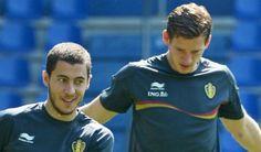 Aanvoerder Eden Hazard wil er tegen Cyprus morgen een topwedstrijd van maken. Hij ziet daarvoor verschillende redenen. Onder meer zich in de geschiedenisbo...