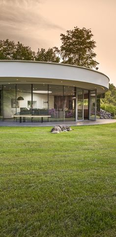 Round House Design Offers a Unique Architectural Experience ...