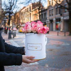 Flower Delivery, Travel Mug, Vancouver, Mugs, Rose, Tableware, Flowers, Pink, Dinnerware