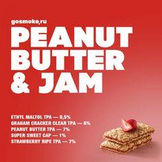 Premium E-liquids straight from the manufacturer Vanilla Custard, Vanilla Ice Cream, Diy Vape Juice, E Juice Recipe, Clone Recipe, Graham Crackers, Coffee Cake, Peanut Butter, Strawberry