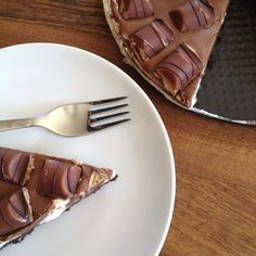 Kinder Bueno, Milka, Nutella & Oreo cheesecake (recipe!)