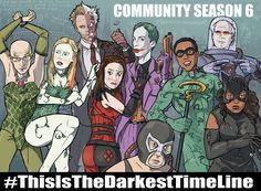 Abed Is Joker Now - Community