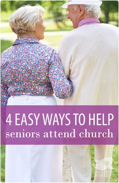 Attending Church Often Becomes Physically Difficult For Seniors Heres How YOU Can Help Senior Citizens