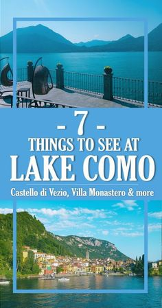 7 Things to See At Lake Como | Italy Travel | Trips With Rosie