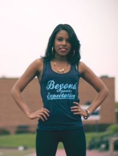 BEYOND YOUR EXPECTATIONS Tank Top from Corrupt Originality Summer '13 - CorruptLA.com  / PEAKXII.com