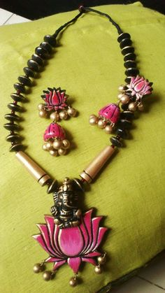 All new easy Terracotta jewellery,log into Shefali on Facebook