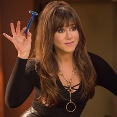 Jennifer Aniston wears a cock ring necklace in Horrible Bosses Sorry, Jen, but Magic Earring Ken wore a cock ring necklace first and he wore it better - SOW Forget that hand holding stuff, Alicia Vikander's smile tells me that she's definitely bouncin Jennifer Aniston Style, Jennifer Aniston Brown Hair, Jennifer Aniston Horrible Bosses, Jennifer Aniston Pictures, Horrible Bosses Movie, Nancy Dow, Jeniffer Aniston, John Aniston, The Wedding Singer