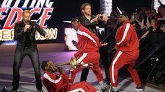 Fastlane 2016 : The Ligue Of Nations s'est confrontée au New Day durant The Cutting Edge Peep Show.