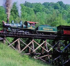 Tweetsie Railroad, Blowing Rock