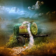 75 Most Creative Digital Photo Manipulation Art Works - 29 - Pelfind