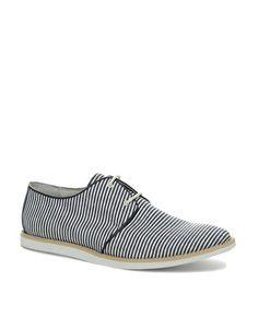 Horizontal Men Shoes - Fashion