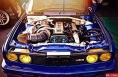 BMW E30 M3 2JZ
