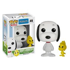 Snoopy and Woodstock Funko Pop Vinyl from the comic strip and TV show Peanuts by Charles M. Schulz Brought to you by Pop In A Box, the site Funko Pop! Funk Pop, Peanuts Snoopy, Snoopy Et Woodstock, Peanuts Toys, Peanuts Movie, Disney Pop, Funko Pop Marvel, Pop Figurine, Figurines Funko Pop