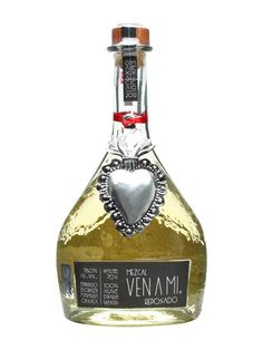 Mezcal Ven a Mi Reposado : Buy Online - The Whisky Exchange - An aged, reposado mezcal from Ven a Mi, combining traditional production methods, a complex and floral spirit, and careful aging to produce a versatile and particular tasty mezcal.
