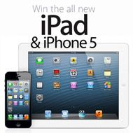 Win an iPad and iPhone - Competitions. New Ipad, Competition, Ireland, Irish, Places To Visit, This Or That Questions, Iphone, Simple, Fill