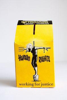 Trocaire box 1988 Lenten, Boxes, Crates, Box, Cases, Boxing