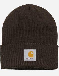Carhartt WIP - Short Watch Hat tobacco