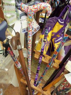 Styling Walking Canes