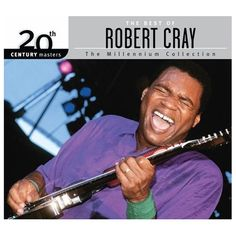 Robert Cray - Robert Cray The Best Of Robert Cray, $15.00 (http://shop.robertcray.com/robert-cray-the-best-of-robert-cray/)