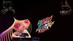 Studio Killers - Eros and Apollo Wallpaper by HannahTheHedgehog.deviantart.com