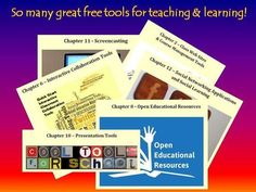 The NEW Free Education Technology Resources eBook is Out! | Eclectic Technology | Scoop.it