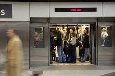 Denver International Airport   Train Call  Jim Green  Passenger Train Stations