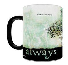 Harry Potter Snape Always Heat Sensitive Coffee Mug                                                                                                                                                     More