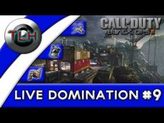 BLACK OPS 2 Live Domination : Falling Skies ! Double Swarm (Hunter w/Fac...