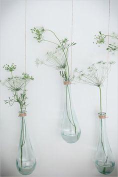 Butelki, słoiki, szklanki – nietypowa dekoracja – LEMONIZE.ME