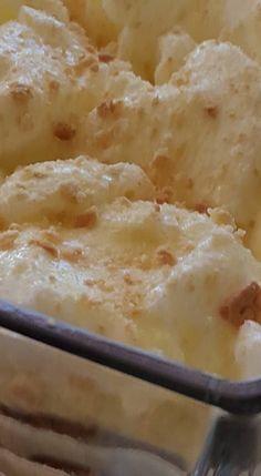 4 eiers , geskei 750 ml melk 50 ml wit suiker Tart Recipes, Pudding Recipes, Sweet Recipes, Dessert Recipes, Cooking Recipes, Milk Recipes, Soup Recipes, South African Dishes, South African Recipes