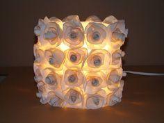 Que tal iluminar o ambiente com um pouco de criatividade?
