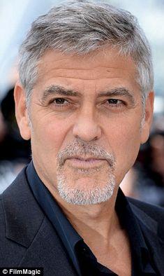 George Clooney  #lilyandgeorge