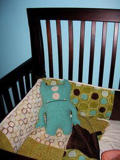 cute crib bedding