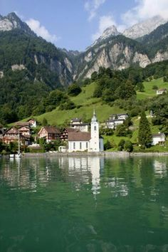 Other view Lake Lucerne