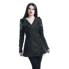 Vampire Jacket - Between-seasons Jacket by Gothicana by EMP