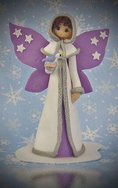 Winter Fairy. $39.95, via Etsy.