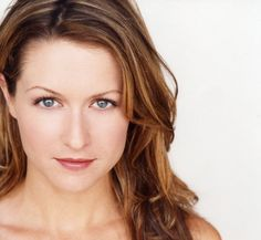 Ali Hillis, voice of Dr. Liara T'Soni from Mass Effect and Lightning from Final Fantasy 13.