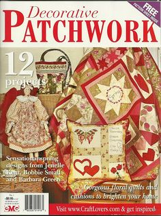 Decorative Patchwork - Joelma Patch - Picasa Webalbums