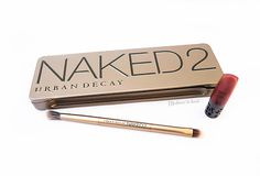 Urban Decay Naked 2 Palette - Review