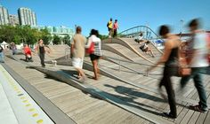 Simcoe Wave Deck in Toronto