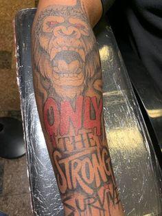Back Of Forearm Tattoo, Half Sleeve Tattoos Forearm, Forearm Tattoo Quotes, Half Sleeve Tattoos For Guys, Small Forearm Tattoos, Best Sleeve Tattoos, Tattoo Sleeve Designs, Best Tattoo Designs, Black Men Tattoos