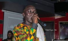 The night of Easter Sunday saw many patrons gathered at The Basement Bar and Lounge, Kumasi City Mall to witness an exciting milestone for Ghanaian conscious Shane Black, Black Men, Entertainment Websites, Latest Trending News, Upcoming Artists, Trend News, Young Black, Freelance Graphic Design, Lifestyle News