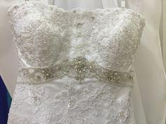 White Wedding Dress for Sale in Orlando