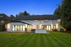 6 bed detached house for sale in Coulsdon Lane, Chipstead, Coulsdon CR5 -      …